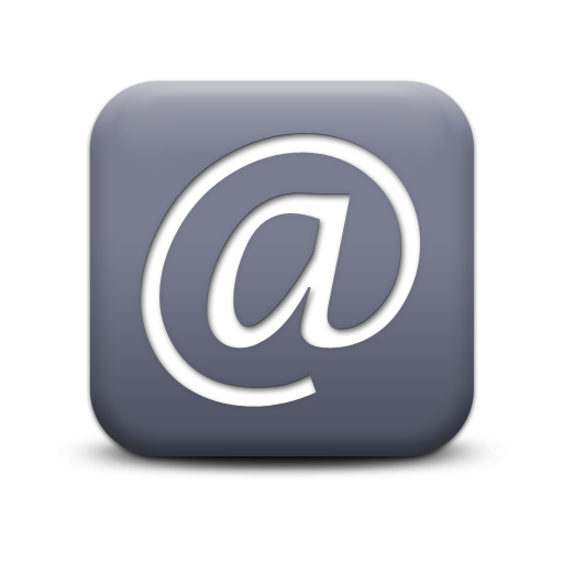 118404-matte-grey-square-icon-alphanumeric-at-sign